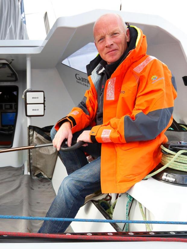 Hampshire sailor set for record breaking finish