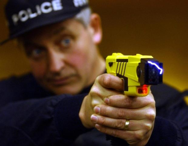 What is a Taser gun?