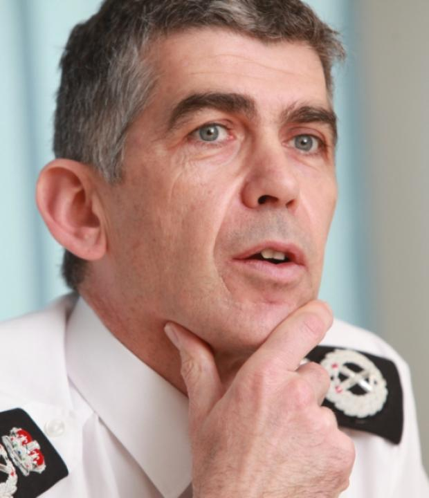 Chief's seven pledges to keep Hampshire safer