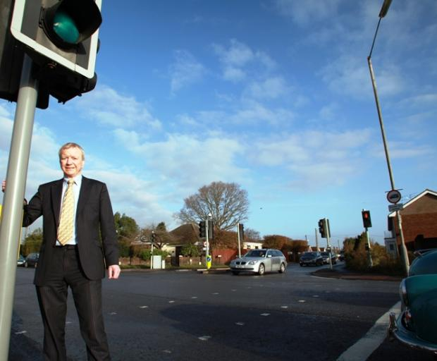 Town to share £160m road schemes