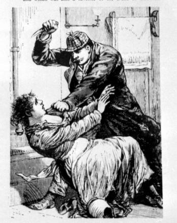 Could the Ripper have struck in Hampshire?