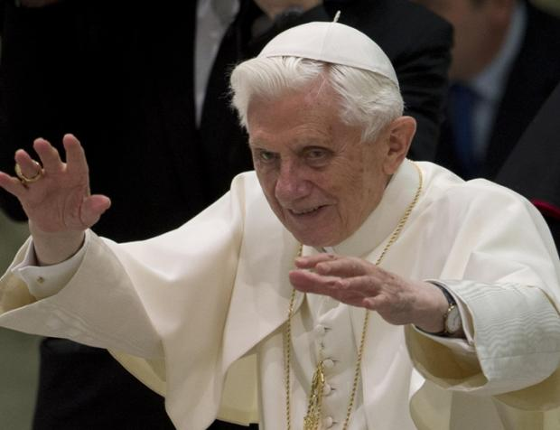 Pope to step down
