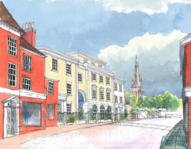£8m city scheme gets go ahead