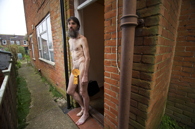 Naked Rambler supports Lib Dems in by-election