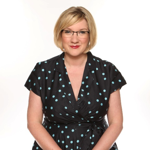 Sarah Millican is at the Mayflower on Sunday