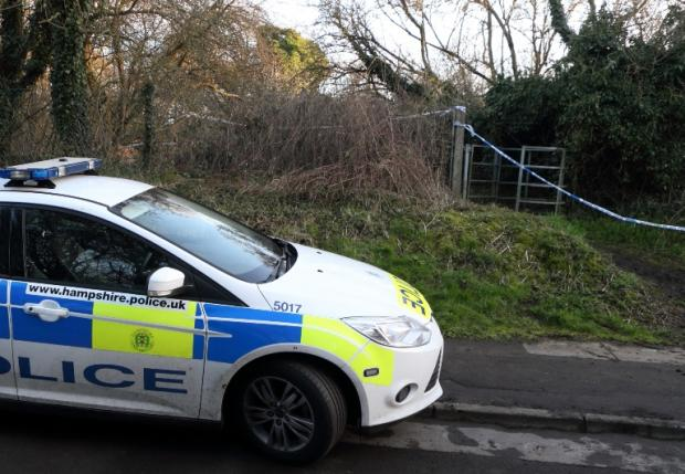Human remains found in woodland are woman