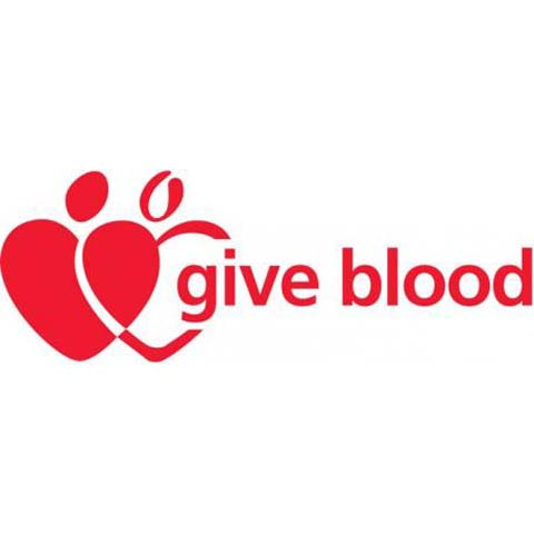 Give blood at village hall