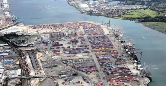 City Deal will allow major expansion of Southampton's port.