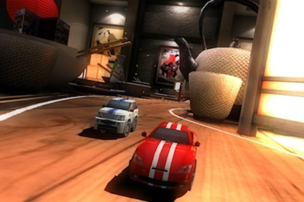Daily Echo: Table Top Racing - Review