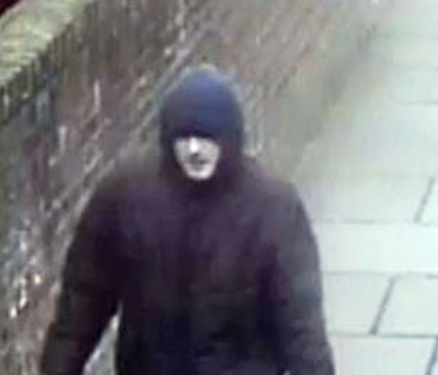 Police hunt robber who struck three times