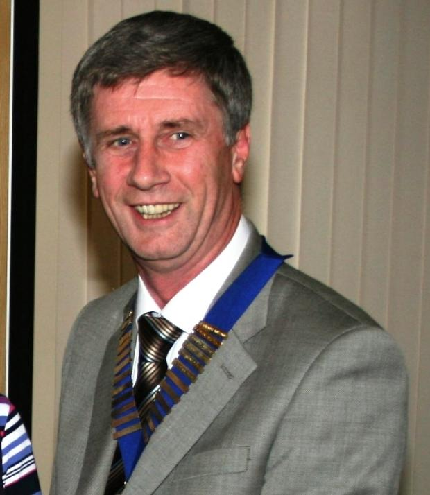 Victim: Cllr Alan O'Sullivan