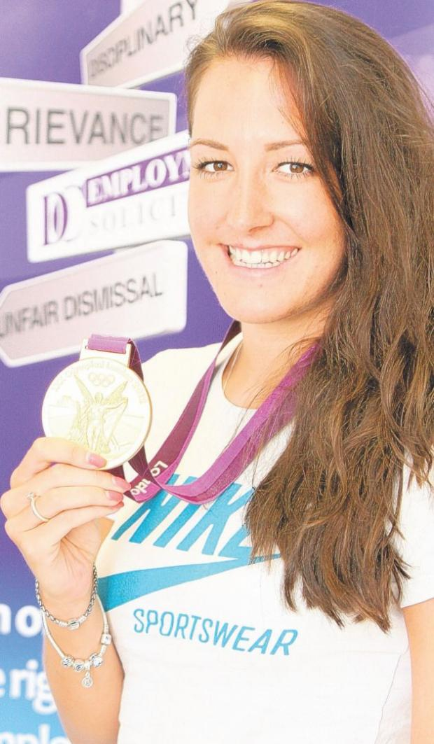 Hampshire Olympic cyclist Dani King talks about life after winning gold