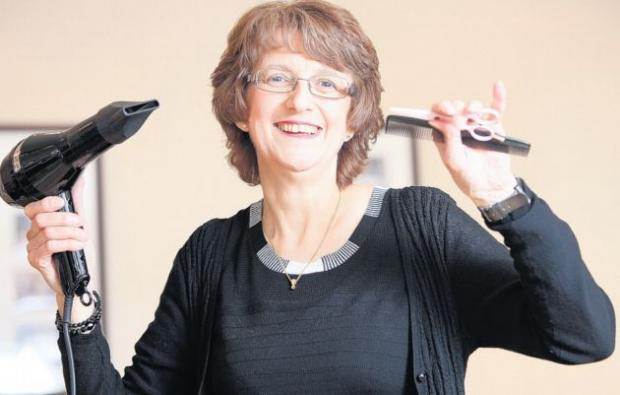 Hampshire hairdresser hangs up her scissors after 44 years