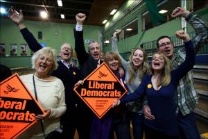 Liberal Democrat Mike Thornton is new Eastleigh MP