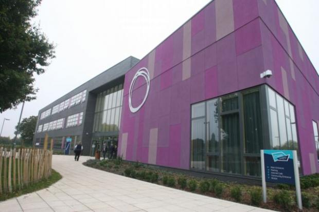 Oasis Academy, Lordshill