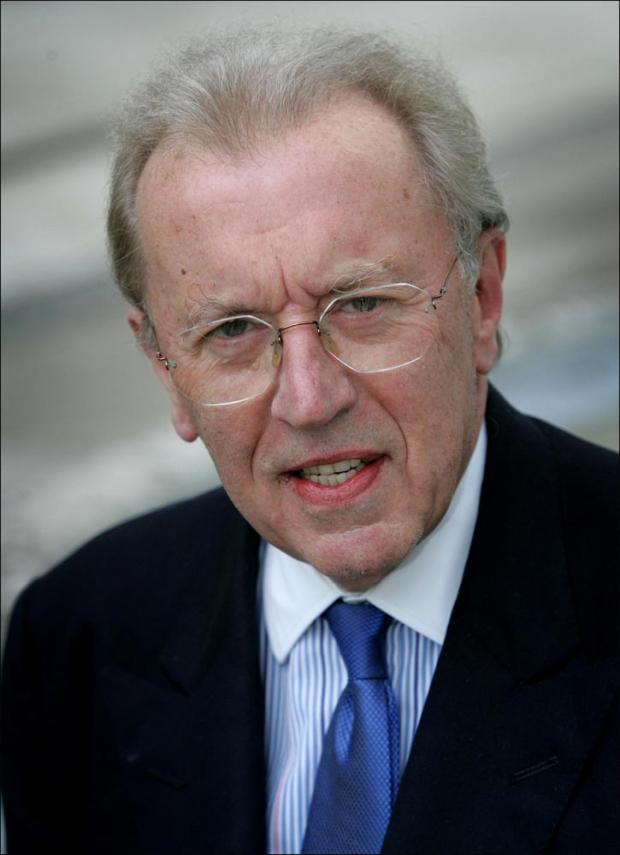 Sir David Frost selling Hampshire home for £5m