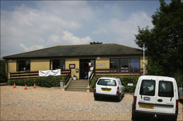 The Stubbington Ark animal shelter.