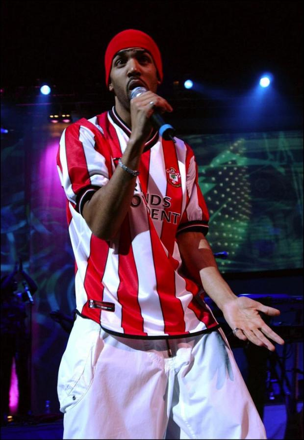 He's coming home! Pop star Craig David to play city gig