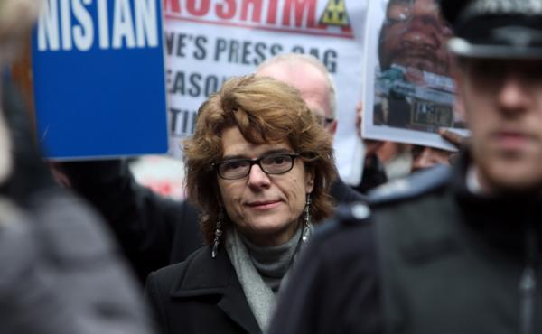 Vicky Pryce arrives for sentencing