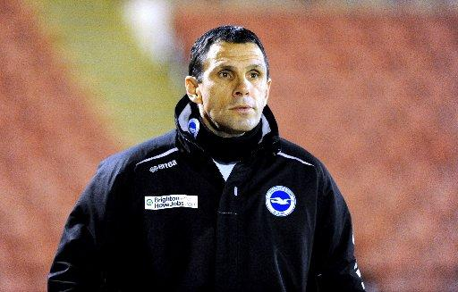 Reading turn to Poyet