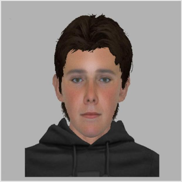 Efit released in hunt for burglar