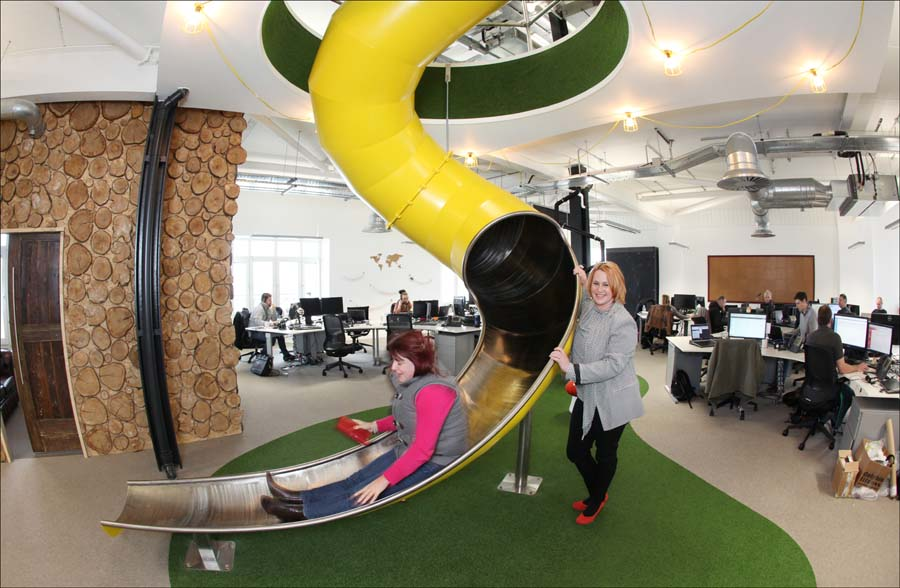 is this hampshire office the best place to work in the world from daily echo best office in the world