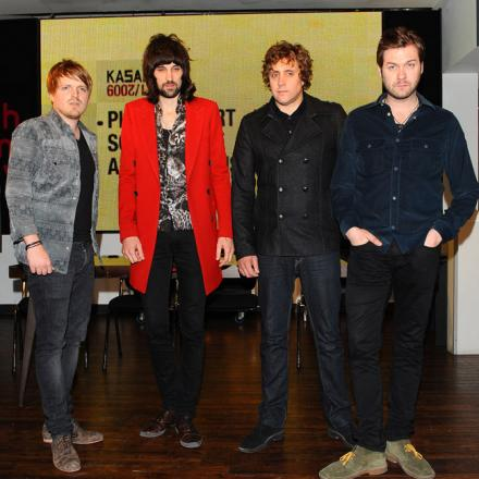 Kasabian have announced a south coast gig as part of their autumn tour