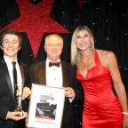 Salon Supplies receive their award last year