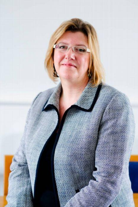 Daily Echo: Sarah Stannard is the new principal of City College Southampton.