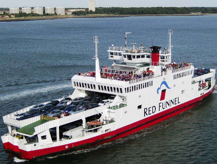 Ferries attracting more and more passengers