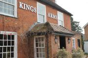 The Kings Arms, Lockerley