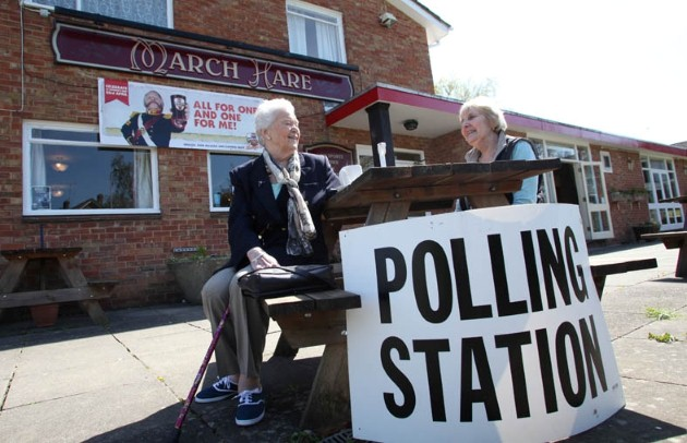 Fears of low turnout for local elections