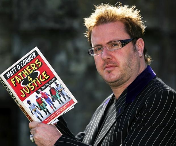 Fathers for Justice's Matt O'Connor