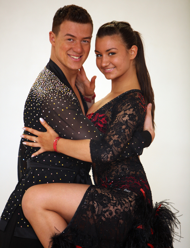 Dancing star's second bid for Britain's Got Talent glory