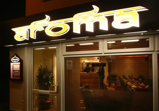 Aroma Indian and Bangladeshi Cuisine in Long Lane, Holbury