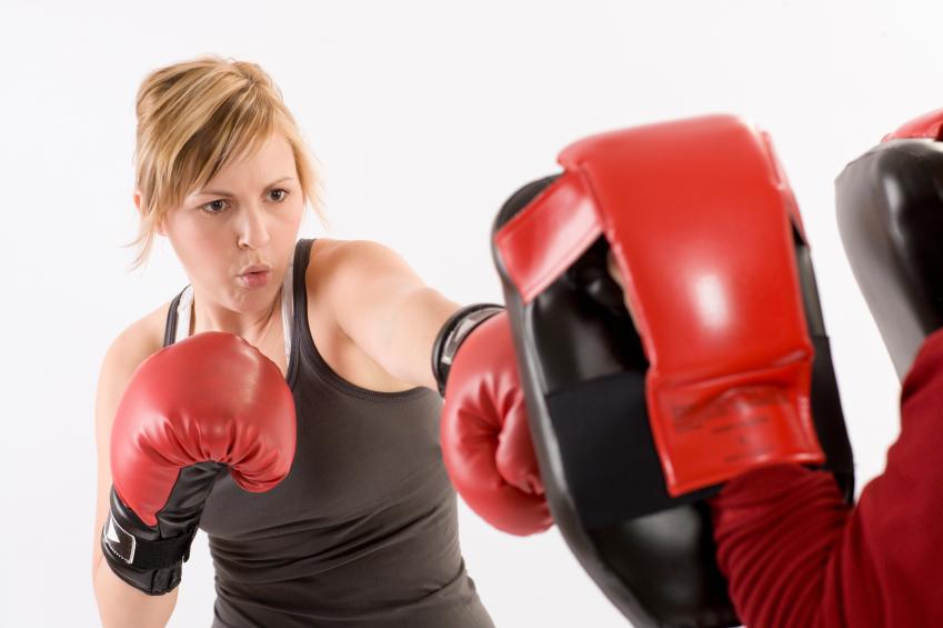 Boxercise Classes Take Place In Bursledon On Mondays