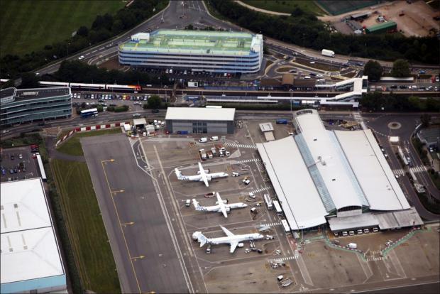 Daily Echo: Southampton Airport