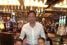 James Beattie and Billy Sharp tie up their 'deal' in Las Vegas with agent James Featherstone
