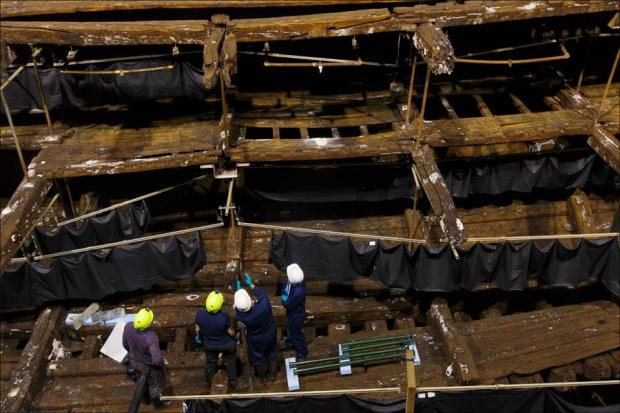 Daily Echo: New £27m Mary Rose Museum to open