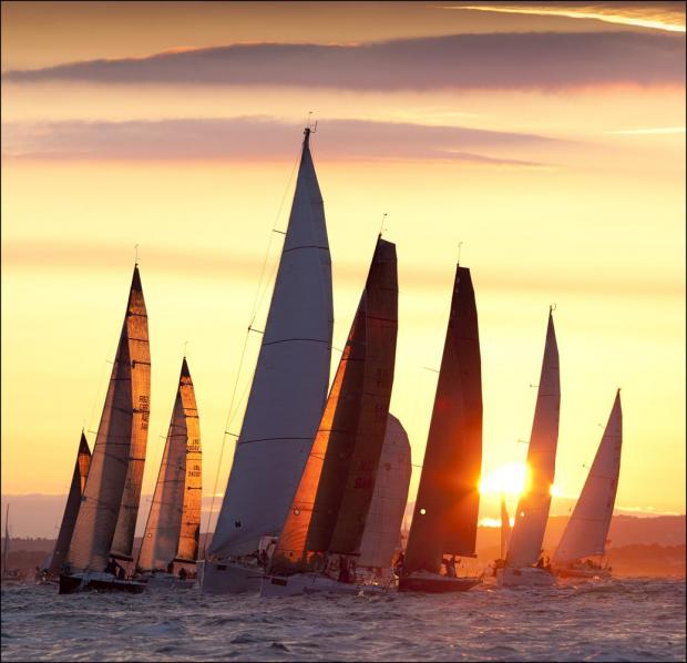 The Round the Island Race is this weekend