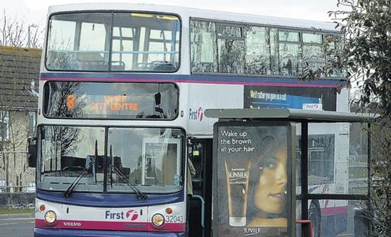 Please give us back our vital bus link