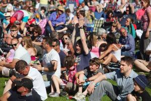 Tickets on sale for Hampshire festival