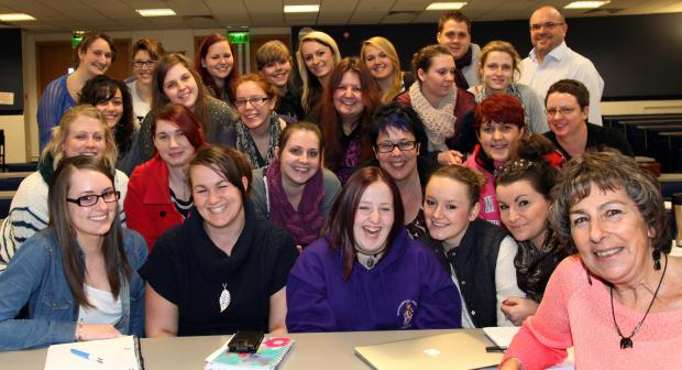 Southampton nursing students in aid mission to Ghana