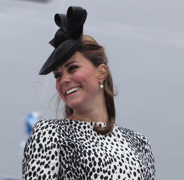 Daily Echo: The Duchess of Cambridge named Royal Princess in Southampton