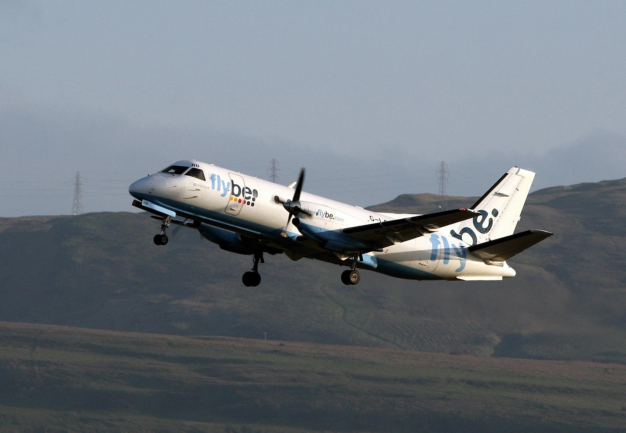 Flybe plans to axe 500 jobs