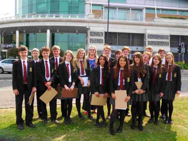 Kings Students On Whistle Stop Tour Of Southampton From