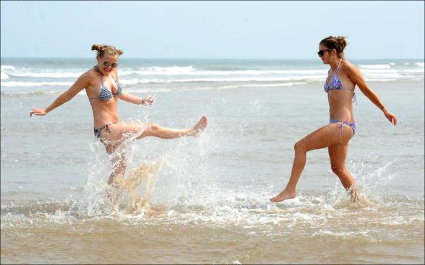 Hot weather to return
