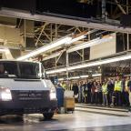 Daily Echo: The last Ford Transit comes off the production line today.