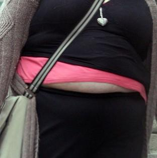 Daily Echo: Around one in three children and young people are overweight or obese