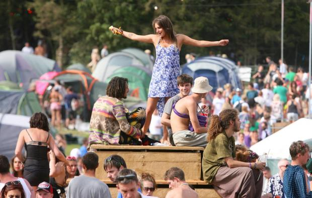 Daily Echo: BoomTown Fair